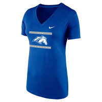 Nike Dri Fit V Neck Tee