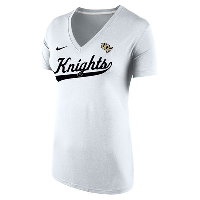 e09426277 University of Central Florida Bookstore - Nike Legend V Neck T Shirt