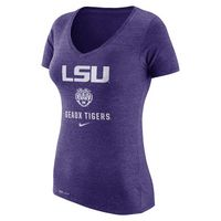 Nike Womens Dri FIT Franchise V Neck
