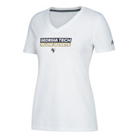 Adidas Womens Ultimate V Neck