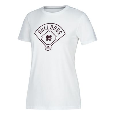 Adidas Womens Go To Performance T Shirt