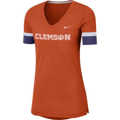 Nike College Dri Fit Fan V Top