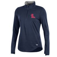 Under Armour Charged Cotton Quarter Zip