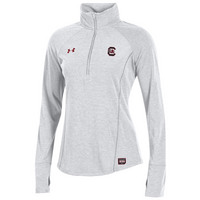 Under Armour Sideline Womens Microthread Quarter Zip