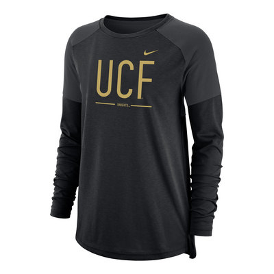 74683ab6 Nike Tailgate Long Sleeve Top | Official UCF Knights Team Store