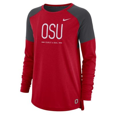 Nike Loose Fit Tailgate Top
