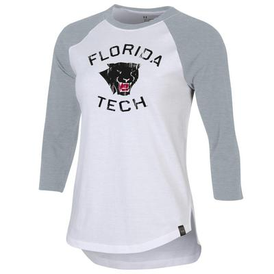 Under Armour Charged Cotton Baseball Tee