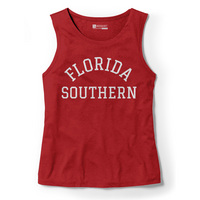 Red Shirt Breeze Back Tank