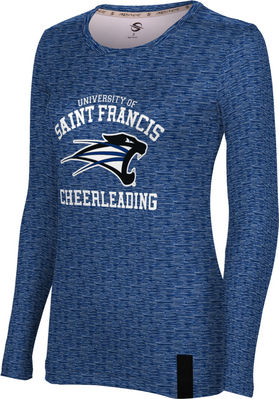 Cheerleading ProSphere Sublimated Long Sleeve Tee
