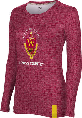 Cross Country ProSphere Sublimated Long Sleeve Tee