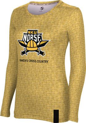 Womens Cross Country ProSphere Sublimated Long Sleeve Tee