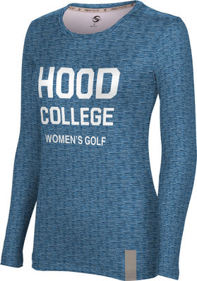 Womens Golf ProSphere Sublimated Long Sleeve Tee