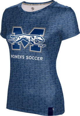 Womens Soccer ProSphere Sublimated Tee