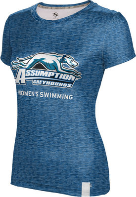 Womens Swimming ProSphere Sublimated Tee