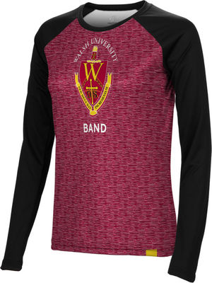 Band Spectrum Womens Sublimated Long Sleeve Tee