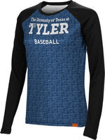 Baseball Spectrum Womens Sublimated Long Sleeve Tee