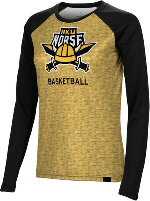 Basketball Spectrum Womens Sublimated Long Sleeve Tee