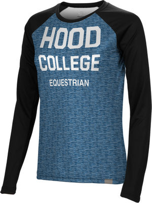 Equestrian Spectrum Womens Sublimated Long Sleeve Tee
