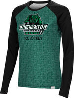 Ice Hockey Spectrum Womens Sublimated Long Sleeve Tee