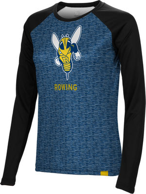 Rowing Spectrum Womens Sublimated Long Sleeve Tee