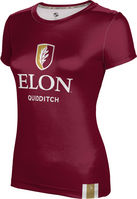 Prosphere Womens Sublimated Tee Quidditch