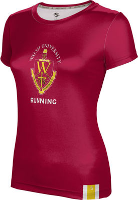 Prosphere Womens Sublimated Tee Running