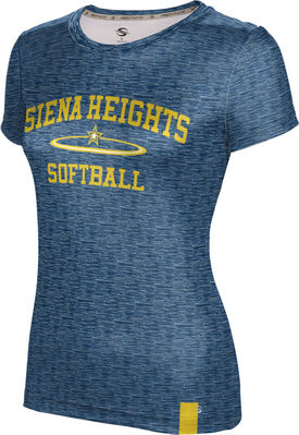 Prosphere Womens Sublimated Tee Softball