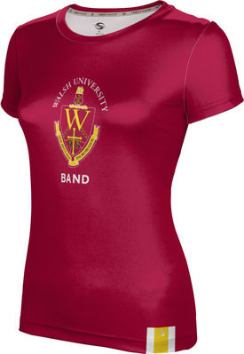 Prosphere Womens Sublimated Tee Band