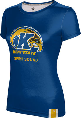 Prosphere Womens Sublimated Tee Spirit Squad