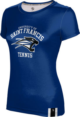 Prosphere Womens Sublimated Tee Tennis