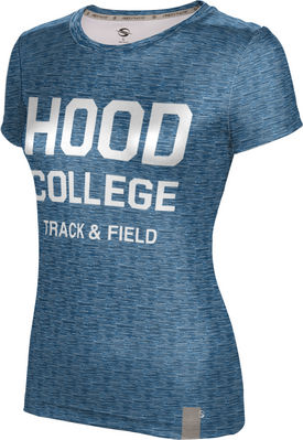 Prosphere Womens Sublimated Tee Track & Field