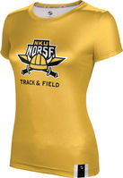 Prosphere Womens Sublimated Tee  Track & Field (Online Only)