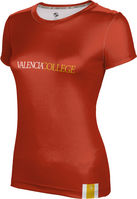 Valencia College Womens ProSphere Sublimated Tee