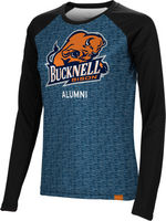Alumni Spectrum Womens Sublimated Long Sleeve Tee