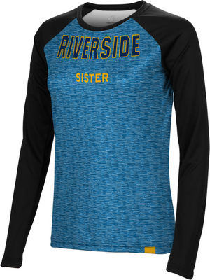 Sister Spectrum Womens Sublimated Long Sleeve Tee