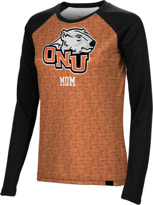 Mom Spectrum Womens Sublimated Long Sleeve Tee