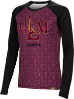 Womens Spectrum Sublimated Long Sleeve Tee
