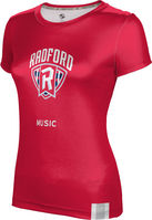 ProSphere Music Womens Short Sleeve Tee