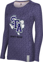Spirit Squad ProSphere Sublimated Long Sleeve Tee (Online Only)