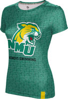 Womens Swimming ProSphere Sublimated Tee (Online Only)
