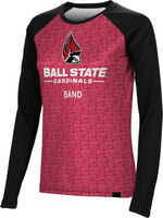 Band Spectrum Womens Sublimated Long Sleeve Tee (Online Only)