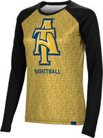 Basketball Spectrum Womens Sublimated Long Sleeve Tee (Online Only)