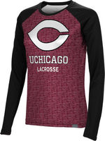 Lacrosse Spectrum Womens Sublimated Long Sleeve Tee (Online Only)