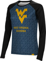 Grandma Spectrum Womens Sublimated Long Sleeve Tee (Online Only)