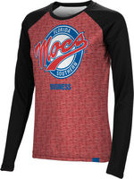Business Spectrum Womens Sublimated Long Sleeve Tee (Online Only)