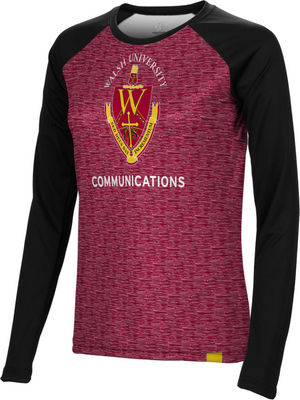 Communications Spectrum Womens Sublimated Long Sleeve Tee
