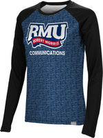 Communications Spectrum Womens Sublimated Long Sleeve Tee (Online Only)