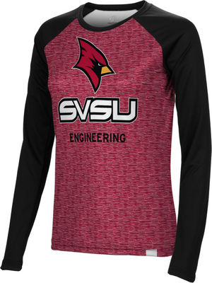 Engineering Spectrum Womens Sublimated Long Sleeve Tee