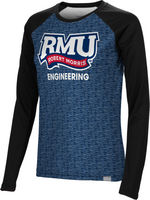 Engineering Spectrum Womens Sublimated Long Sleeve Tee (Online Only)