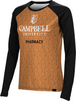 Pharmacy Spectrum Womens Sublimated Long Sleeve Tee
